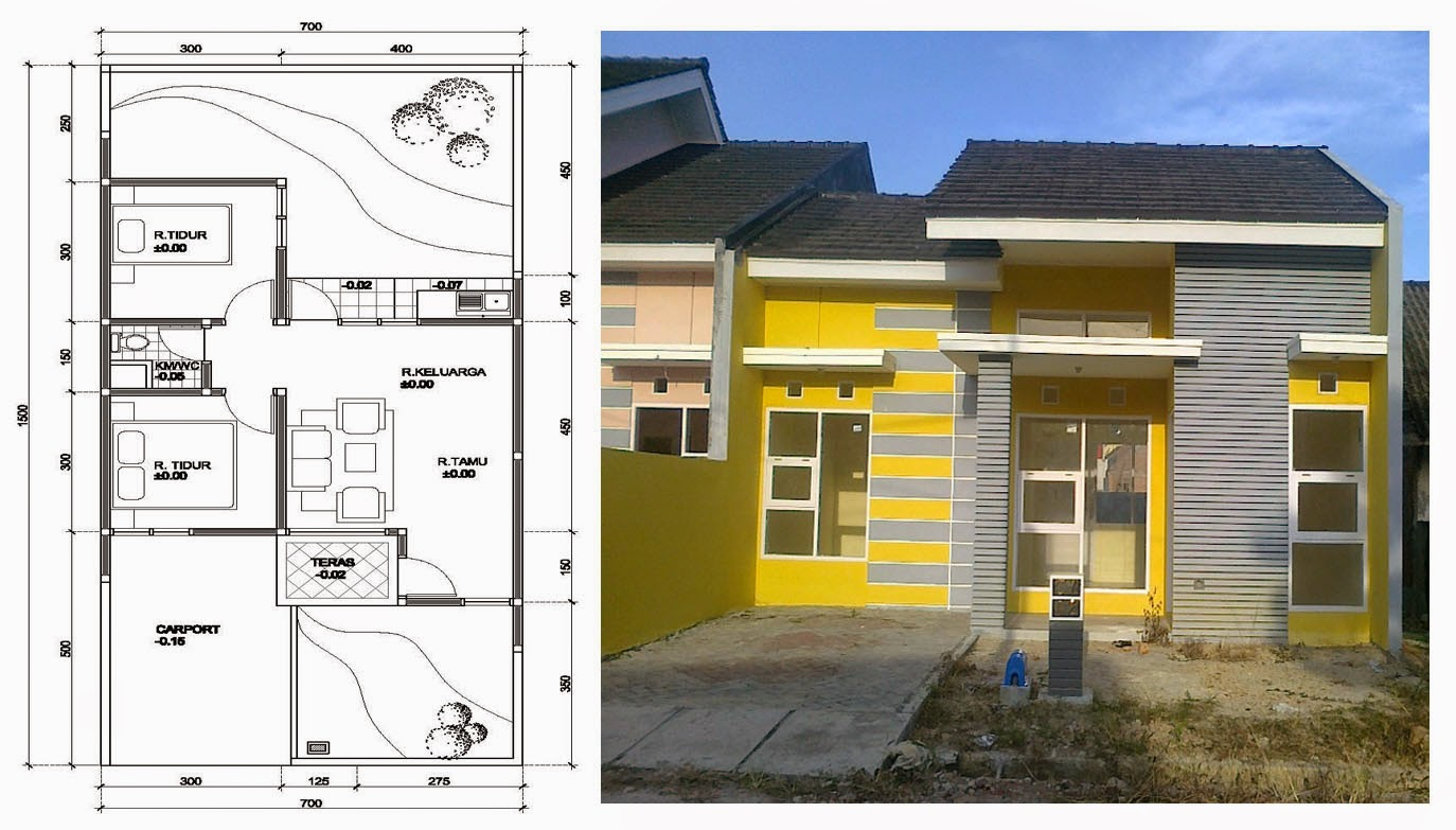 Kumpulan Desain Rumah Minimalis Mewah Sederhana Terbaru